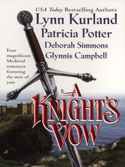 Cover of: A Knight's Vow