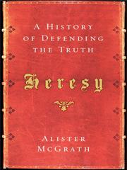 Cover of: Heresy