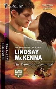 Cover of: His Woman in Command