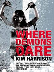 Cover of: Where Demons Dare