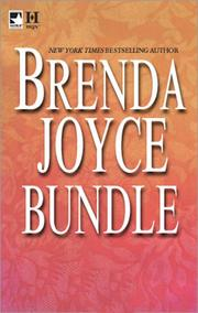Cover of: Brenda Joyce Bundle