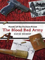 Cover of: Blood Red Army