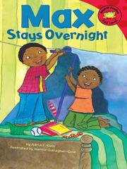 Cover of: Max Stays Overnight