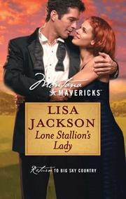 Cover of: Lone Stallion's Lady