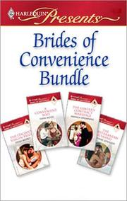 Cover of: Brides of Convenience Bundle