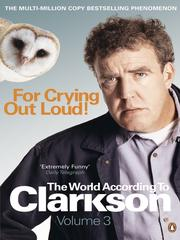 Cover of: For Crying Out Loud