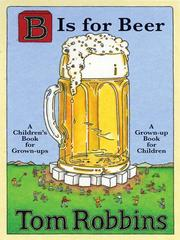 Cover of: B Is for Beer