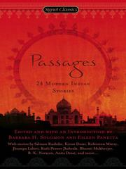 Cover of: Passages