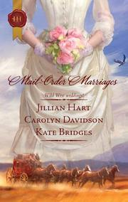 Cover of: Mail-Order Marriages