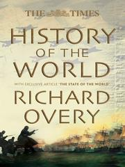 Cover of: The Times History of the World