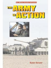 Cover of: The Army in Action