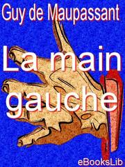 Cover of: La Main gauche