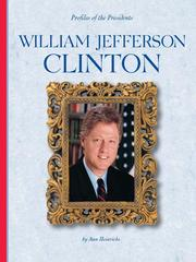 Cover of: William Jefferson Clinton