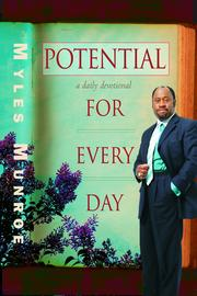 Cover of: Potential for Every Day