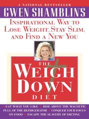 Cover of: Weigh Down Diet
