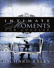 Cover of: Intimate Moments for Couples