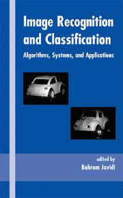 Cover of: Image Recognition and Classification