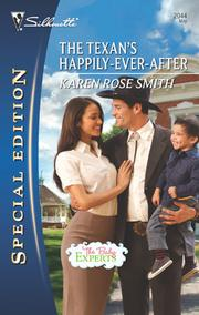 Cover of: The Texan's Happily-Ever-After