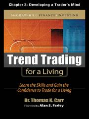 "Cover of: Developing the ""Trader's Mind"""