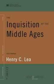 Cover of: The Inquisition of the Middle Ages