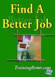 Cover of: Find a Better Job