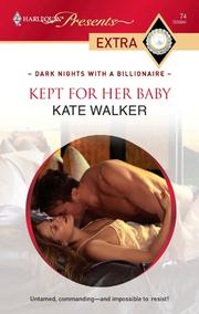 Cover of: Kept for Her Baby