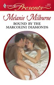 Cover of: Bound by the Marcolini Diamonds