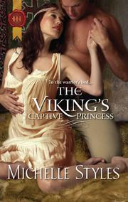 Cover of: The Viking's Captive Princess