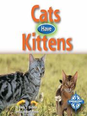 Cover of: Cats Have Kittens