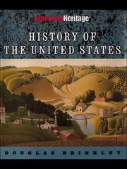 Cover of: American Heritage History of the United States (Text Only)