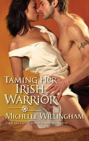 Cover of: Taming Her Irish Warrior