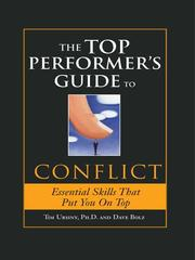 Cover of: The Top Performer's Guide to Conflict