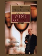 Cover of: Oz Clarke's Pocket Wine Guide 2002