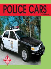 Cover of: Police Cars
