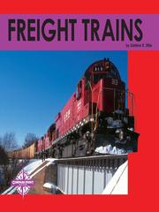 Cover of: Freight Trains
