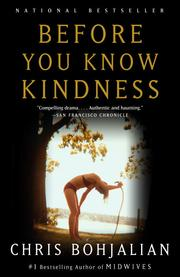 Cover of: Before You Know Kindness