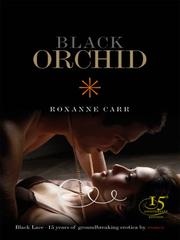 Cover of: Black Orchid