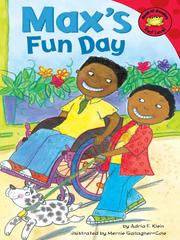 Cover of: Max's Fun Day