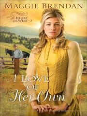 Cover of: A Love of Her Own