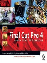 Cover of: Final Cut Pro 4 and the Art of Filmmaking