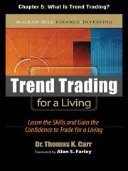 Cover of: What is Trend Trading?