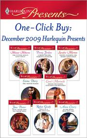 Cover of: One-Click Buy: December 2009 Harlequin Presents