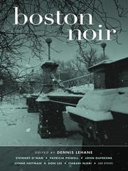 Cover of: Boston Noir
