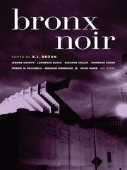 Cover of: Bronx Noir