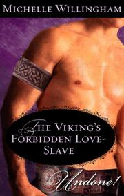 Cover of: The Viking's Forbidden Love-Slave