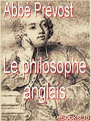 Cover of: Le philosophe anglais