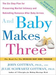 Cover of: And Baby Makes Three