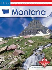 Cover of: Montana