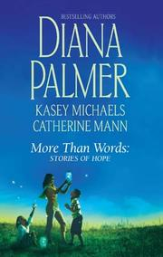 Cover of: More Than Words: Stories of Hope