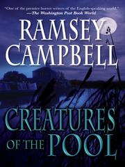 Cover of: Creatures of the Pool